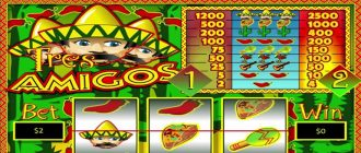 tres amigos Fresh Casino